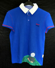 TEE UP Sport T-Shirt Hemd Polo Gr 134 Golf  69,-  Shirt EDEL STRETCH 3D D-2236