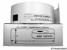 36 Rolls of DK-1201 Brother-Compatible Address Labels [BPA FREE]