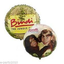 BINDI THE JUNGLE GIRL FOIL MYLAR BALLOON ~ Birthday Party Supplies Decorations