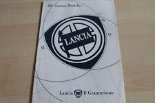 118392) Lancia Zeta - Kappa - Dedra - Y10 Prospekt 09/1995