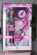 HARD ROCK BARBIE DOLL, HARD ROCK CAFE BARBIE DOLLS COLLECTION, K7906, 2006, NRFB