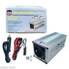 Convertisseur De Tension 12V/230V/300W + Port USB 2.1A