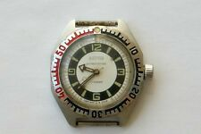 SOVIET WATCH RELOJ VOSTOK ВОСТОК AMPHIBIAN АМФИБИЯ ANTIMAGNETICO SHOCK-RESIST