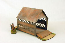 North American Building COVERED BRIDGE M023 – 25mm, 28mm Terrain