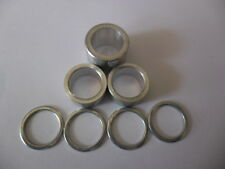 Bike bicycle axle spacer ID 12mm set  7 PCS Alum