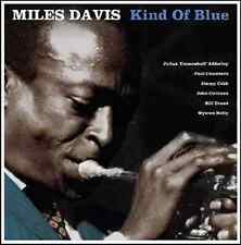 DAVIS, MILES-Kind Of Blue (180g) Blue Vinyl  VINYL NEW