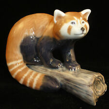 "RED PANDA Bing & Gronhdal NEW NEVER SOLD 3.25""tall Denmark FIGURE OF YEAR 1995"