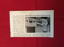 m12v ephemera 1950s picture dinky toys club martin rice wantage