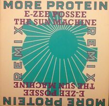 "E-ZEE POSSEE - THE SUN MACHINE (REMIX) 12"" VINYL RAVE/DANCE1990s NM/EX BOWIE"