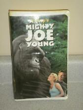 VHS MOVIE- MIGHTY JOE YOUNG- CHARLIZE THERON, BILL PAXTON- USED- L50