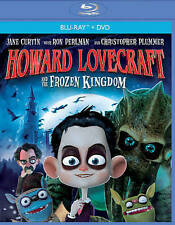 Howard Lovecraft And The Frozen Kingdom (Bluray / DVD Combo) [Blu-ray] DVD, Jane