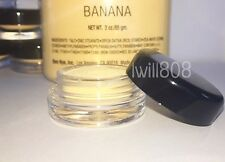 Ben Nye BANANA Powder Luxury Contour Highlighter Kim Kardashian⭐️ 3g SAMPLE Jar