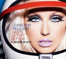 Keeps Gettin' Better - A Decade Of Hits - Christina Aguilera CD RCA