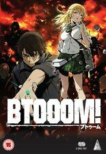 Btooom! Complete Series Collection DVD New & Sealed ANIME Region 2 Manga