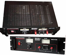 PS52KX 52A 13.8-Volt Regulated Power Supply w/ Built-in Cooling Fan 120vAC 12vDC