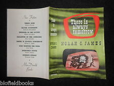 ORIGINAL VINTAGE DUSTJACKET (ONLY) for There is Always Tomorrow by Norah C James