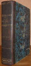 CAMUS: Notes sur l'histoire des animaux d'Aristote / 1783 - EO