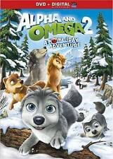 Alpha & Omega: A Howl - Iday Adventure [DVD + Digital Ultraviolet], New DVDs