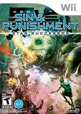 Sin and Punishment : Successor of the Skies (Wii) [Edizione: Regno Unito]