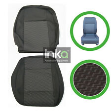 Replacement OEM Fabric Seat Cover VW T5 GP Transporter Front Single Seat Tasamo