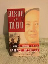 Nixon And Mao by Margaret Macmillan (2008) PB