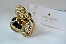 NWT Kate Spade Queen Bumble Bee woman's Size 7 Ring Hard to Find KATE SPADE