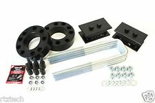 "FORD F150 2004-2014 LIFT KIT 3"" STRUT SPACER 3"" STEEL TAPERED BLOCKS 2WD USA"