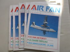 AIR FAN 38 LUFTWAFFE AFRIKA RNZAF TRAINING NIMES GARONS CONVAIR LOCKHEED STOL