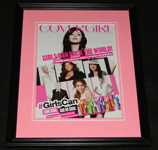 Katy Perry Pink 2014 Covergirl Girls Can 11x14 Framed ORIGINAL Advertisement