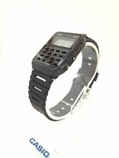 Casio Pre-Owned Used CA-53W-1 Classic Men's Calculator Digital Watch CA-53