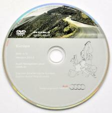 Audi A3 A4 A6 TT R8 RNS E navigation DVD 2015/2016 Europa Occidentale Germania