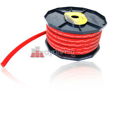 xScorpion FP4.80R 80 ft. Spool 4 Gauge AWG Flat Power/Ground Cable in Red New