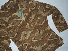 RALPH LAUREN Southwest tan brown Jacket blazer Plus size 2X / XXL  new w tag