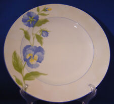 Victoria & Beale Blue Pansy Dinner Plate(s) #7024