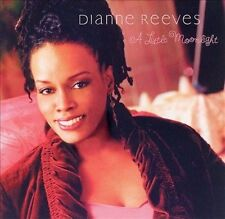 DIANNE REEVES: A LITTLE MOONLIGHT (CD)