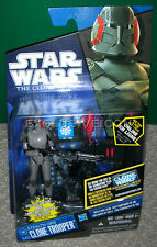 Star Wars 2012 The Clone Wars CW57 Stealth Ops Clone Trooper Canadian