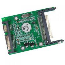 Compact Flash CF a SATA Serial ATA Adaptador convertidor BT