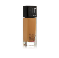 MAYBELLINE New York Fit Me Foundation 240 Golden Beige  NEW