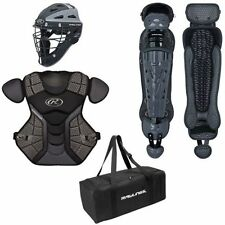 Rawlings Velo baseball catcher senior equipment set new full 12 to adult gear