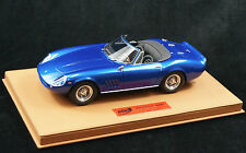 1/18 BBR FERRARI 275 GTS/4 NART STEVE MCQUEEN BROWN DELUXE LEATHER LE 10 PC N MR