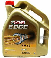 Castrol Edge FST 5w-40 aceite del motor 5 l VW 502 00 505 00 MB 229.31 229.51 Longlife - 04