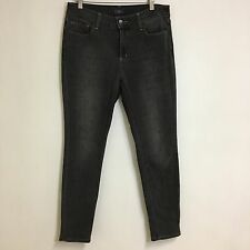 NYDJ Not Your Daughter's Jeans - Black Super Skinny -Tag Size:10p(31x27) - #1401