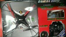 New Swift Stream Z-36CV 2.4GHz 5-Channel RC Drone with Camera & 2GB Memory Card