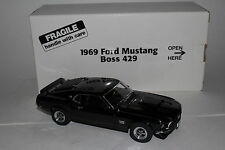Danbury Mint 1969 Ford Mustang Boss 429, Nice with Box