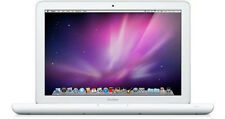 "Apple MacBook A1342 13.3"" Laptop MC207LL/A Intel Core 2 Duo 2.26GHz, 2GB, 250HDD"