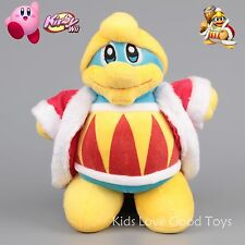 Genuine Kirby All Star King Dedede Plush Sanei Stuffed Figure Doll Toy 10''