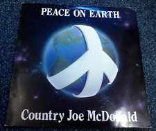 Country Joe McDonald Peace on Earth Excellent Vinyl Record LP AMLP 849