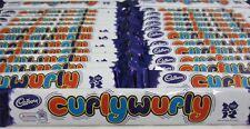 Cadbury's graffe wurlychocolates Cadbury curlywurly CIOCCOLATINI - 30 bar