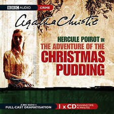 The Adventure of Christmas Pudding by Agatha Christie 1st Class Post!