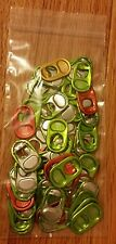 Lot of 80 - Monster Energy Drink Tabs - assorted colors